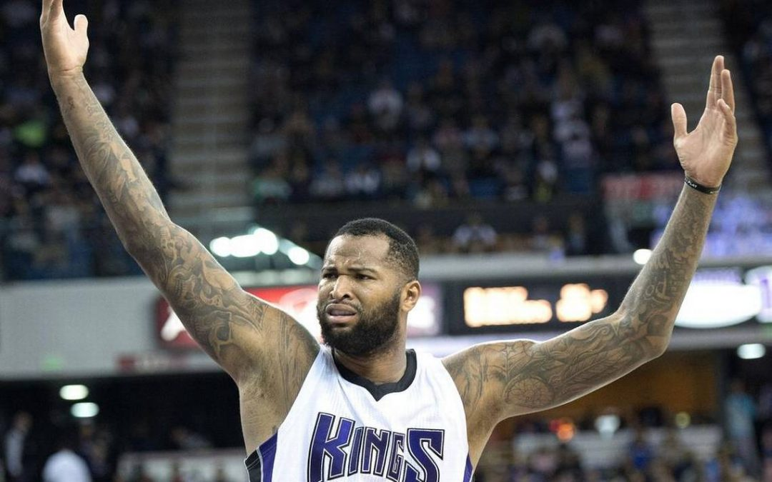 DeMarcus Cousins Signs 1 year $5.3M Deal With Warriors