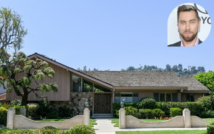 Lance Bass Bought The Iconic Brady Bunch House [TWEETS]