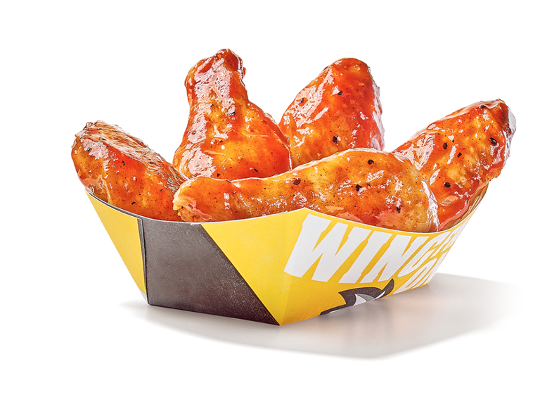 You Can Get Pumpkin Wings At Buffalo Wild Wings