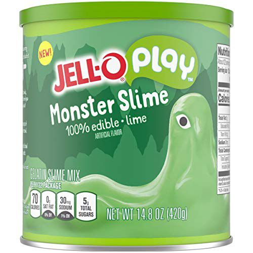 JELL-O Is Making Slime That Is Edible
