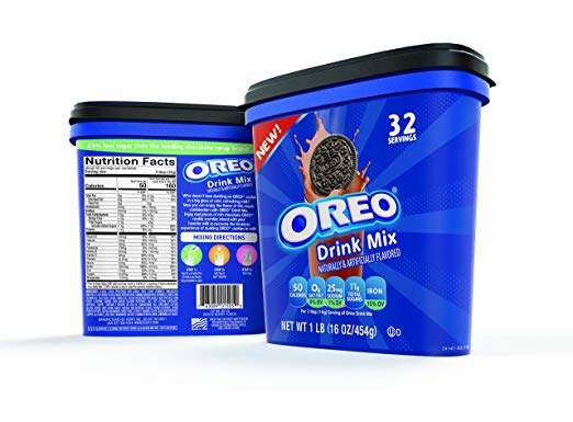 "More Ovaltine Please!! More Like ""More Oreo Mix Please"" [PIC]"