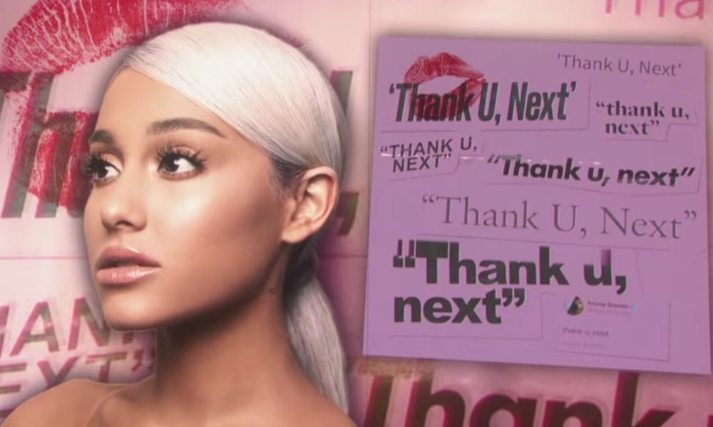 "Ariana Grande Dropped The ""Thank You, Next"" Video And It Doesn't Disappoint [VIDEO]"