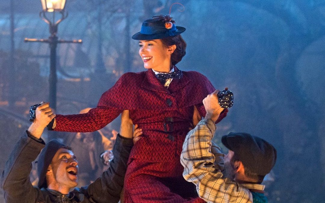 You Can Get A Free Movie Ticket To See 'Mary Poppins Returns' Just By Eating At Subway [VIDEO]