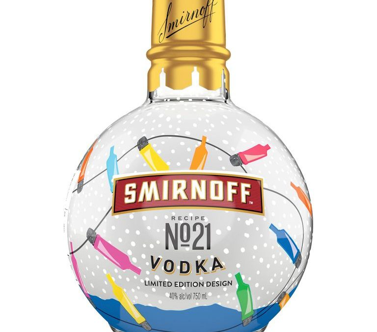 Vodka Filled Christmas Ornaments? You're LIT [PICS]