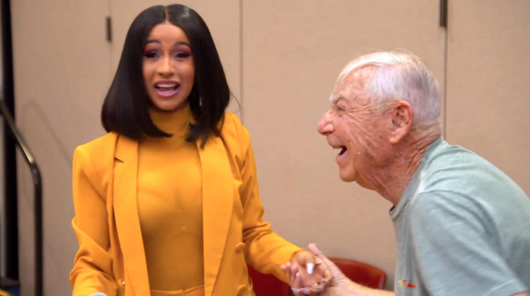 Cardi B On 'Carpool Karaoke' Is The Best Thing You'll See Today [VIDEO]