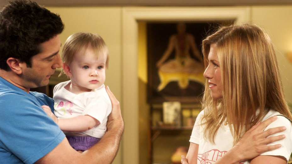 Ross and Rachel's Daughter In 'Friends' Is All Grown Up [PIC]