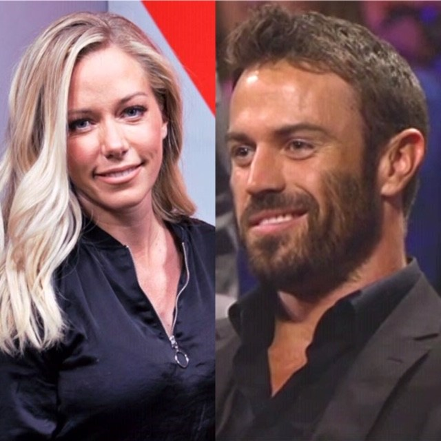 Kendra Wilkinson And Chad Johnson Enjoy Date Night [PICS]