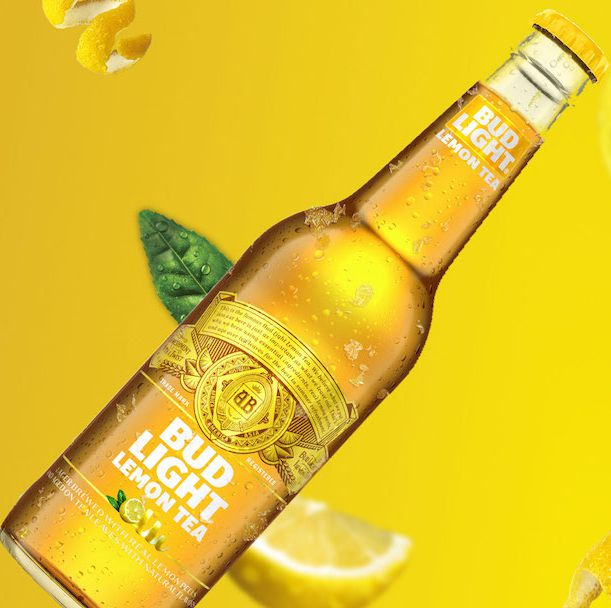 Bud Light Lemon Tea Hitting Shelves Next Week [Tweets]