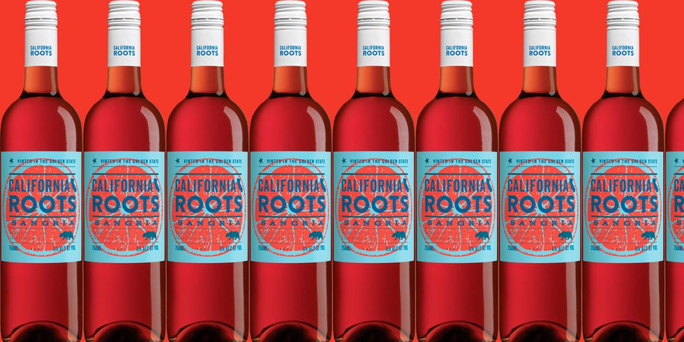 Target Is Adding Sangria To California Roots Collection