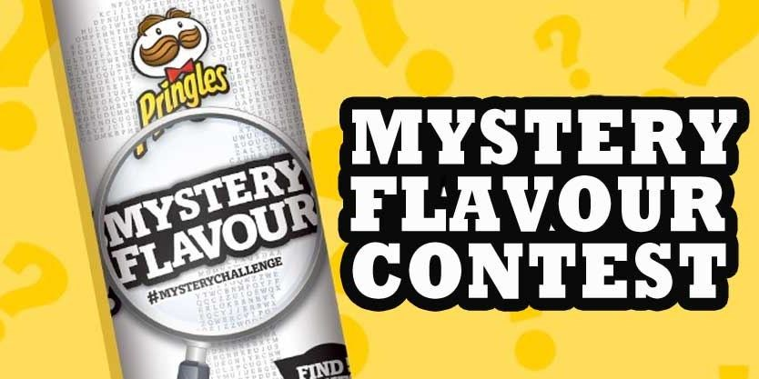 You Can Win $10,000 By Guessing The Mystery Pringles Flavor