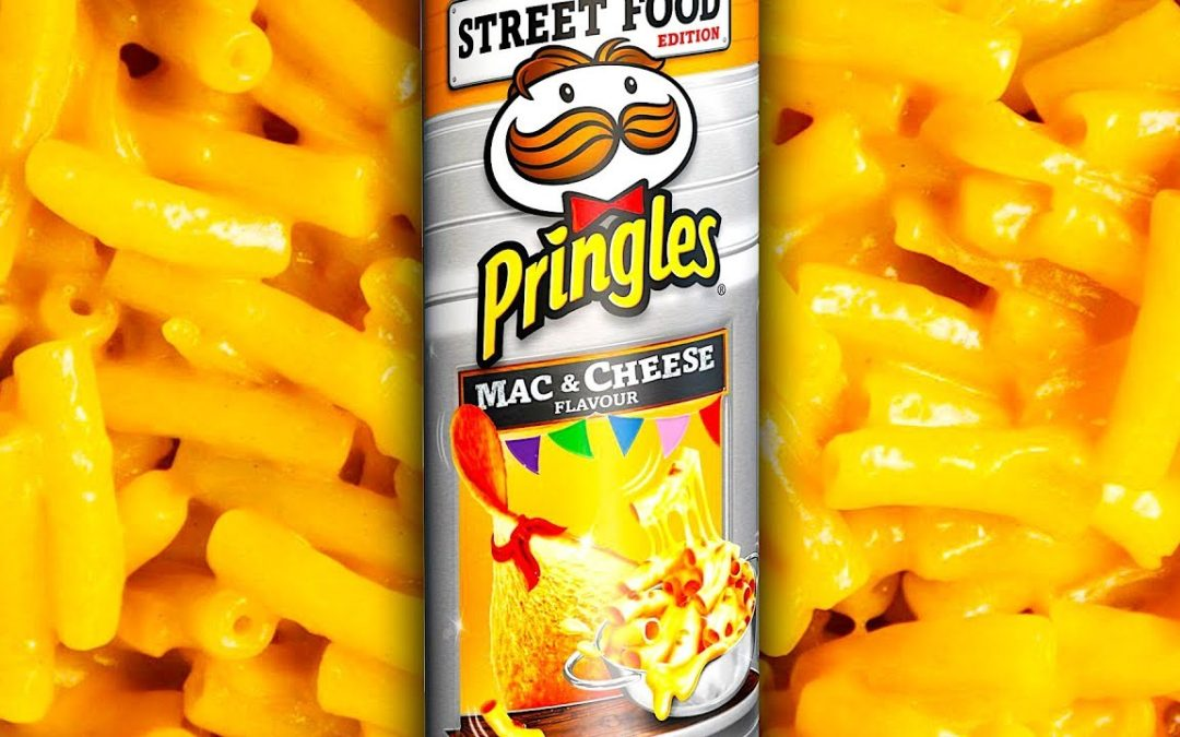 It's National Mac & Cheese Day And Mac & Cheese Pringles Are Back [PIC]