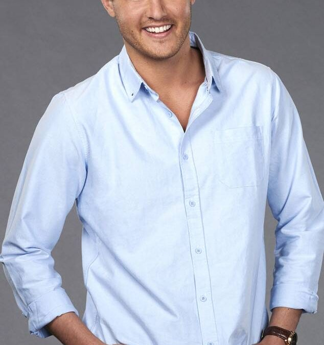 Peter The Pilot Broke Up With His Girlfriend To Be On 'The Bachelorette' [PICS]