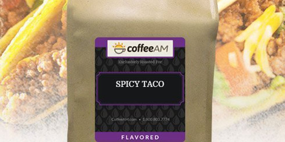 Gourmet Spicy Taco Flavored Coffee – Is Apparently a Thing