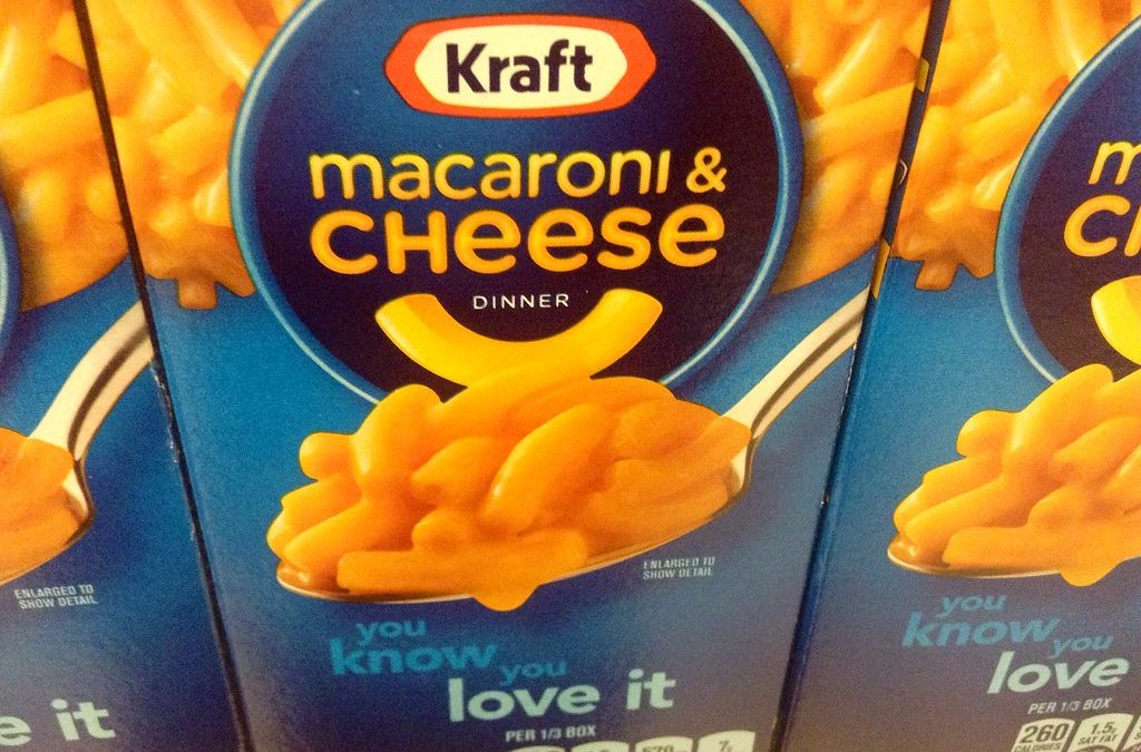 Kraft Is Selling A 1 Pound Mac & Cheese Powder [PIC]