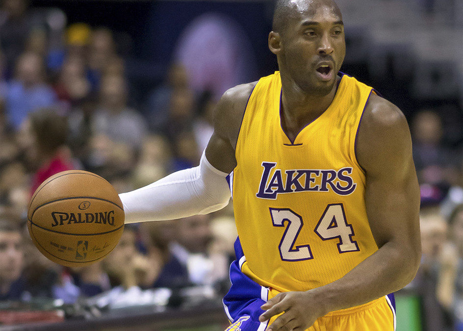 BREAKING: Kobe Bryant Dead After Helicopter Accident [PIC]