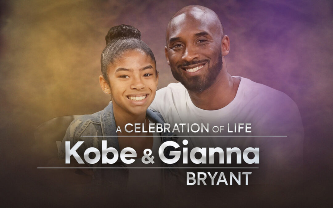 Watch The Full 'Celebration Of Life' Remembering Kobe and Gigi Bryant [VIDEO]