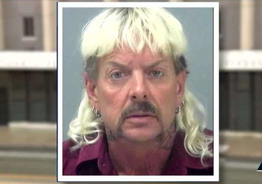 BREAKING: Joe Exotic Is Suing From Prison, Wants Millions